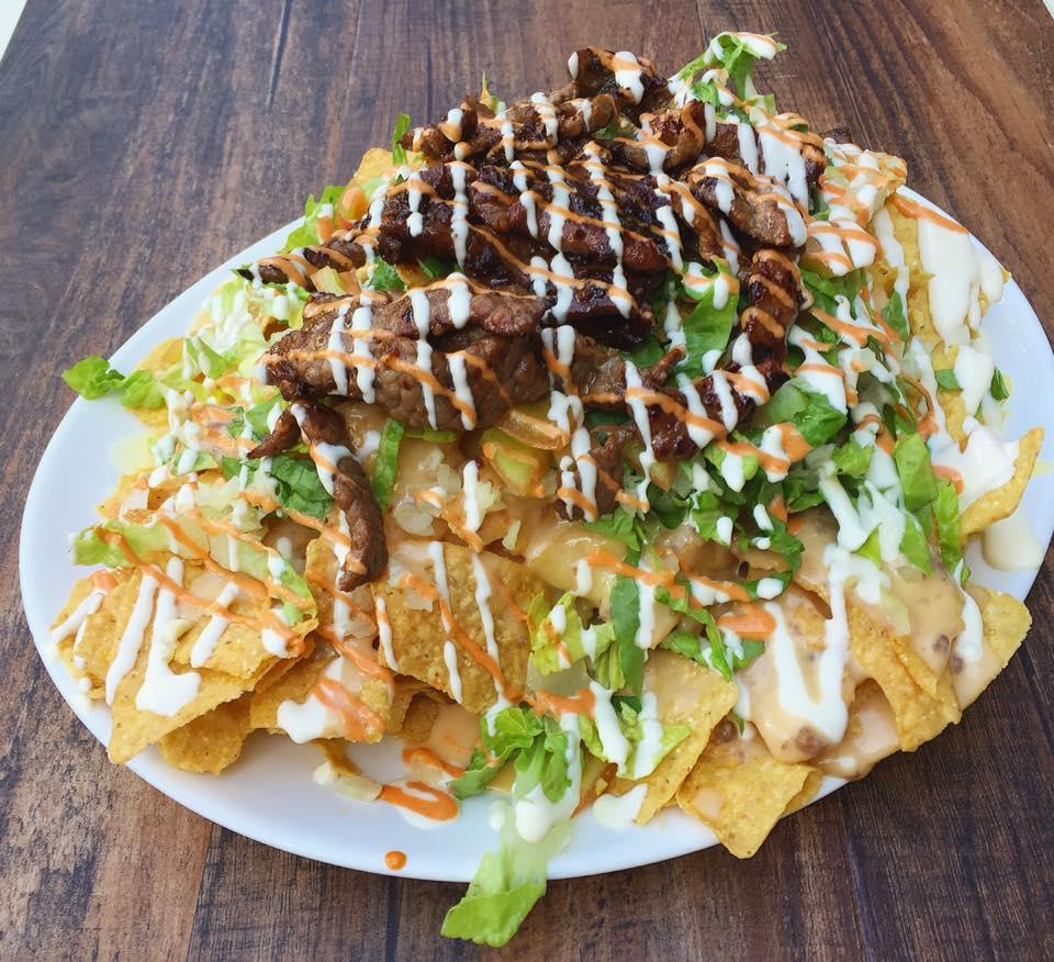 The Bulgogi Nachos