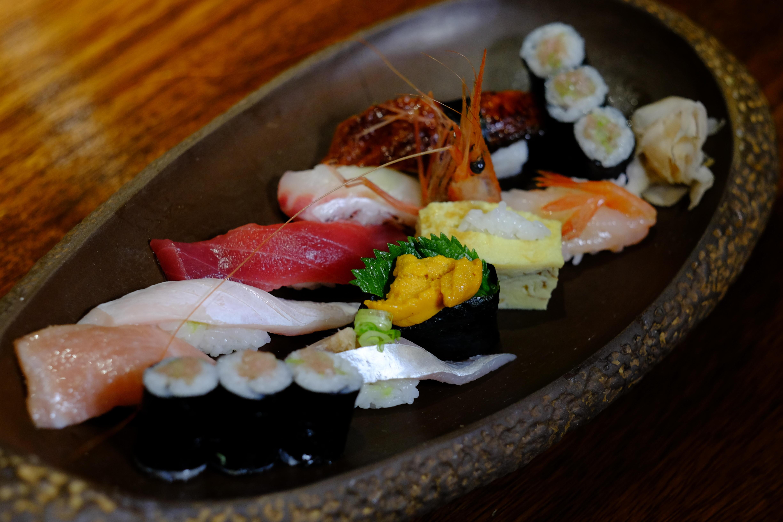 Gokujyo Sushi (Hamacho)
