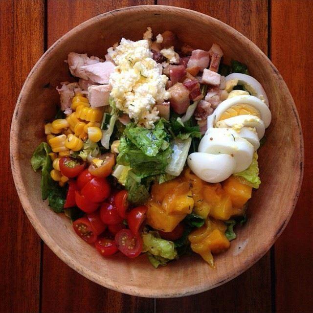 Farmhouse Salad (Gluten Free)