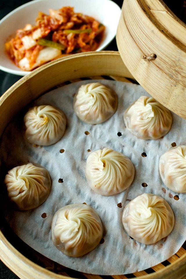 Steamed Pork Xiao Long Bao