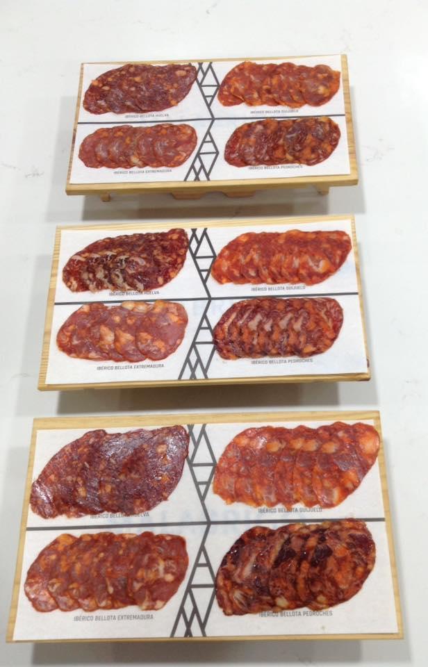 Chorizo Tasting
