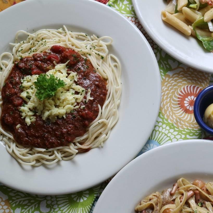 """""""Victoria's Secret Spaghetti"""""""