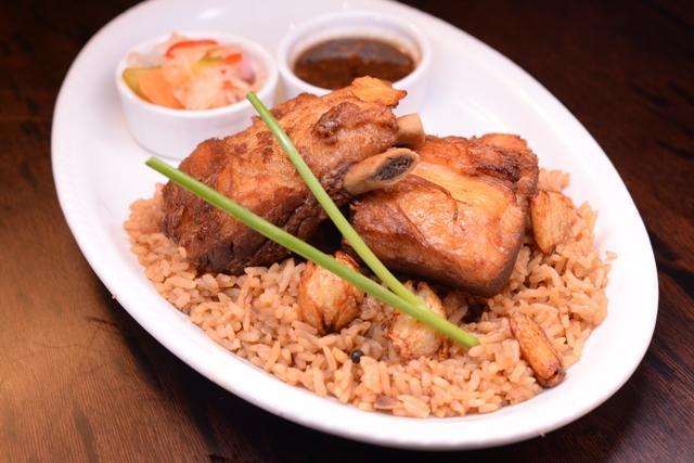 Lola Ising's Adobo Rice