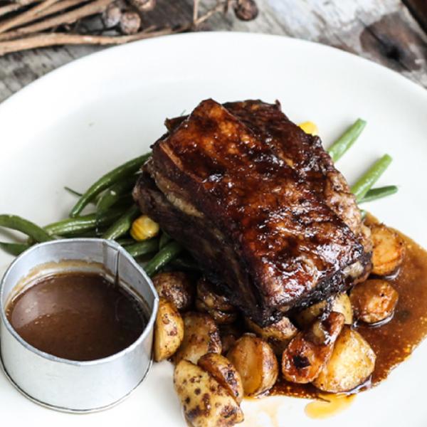 Muscovado Beef Belly