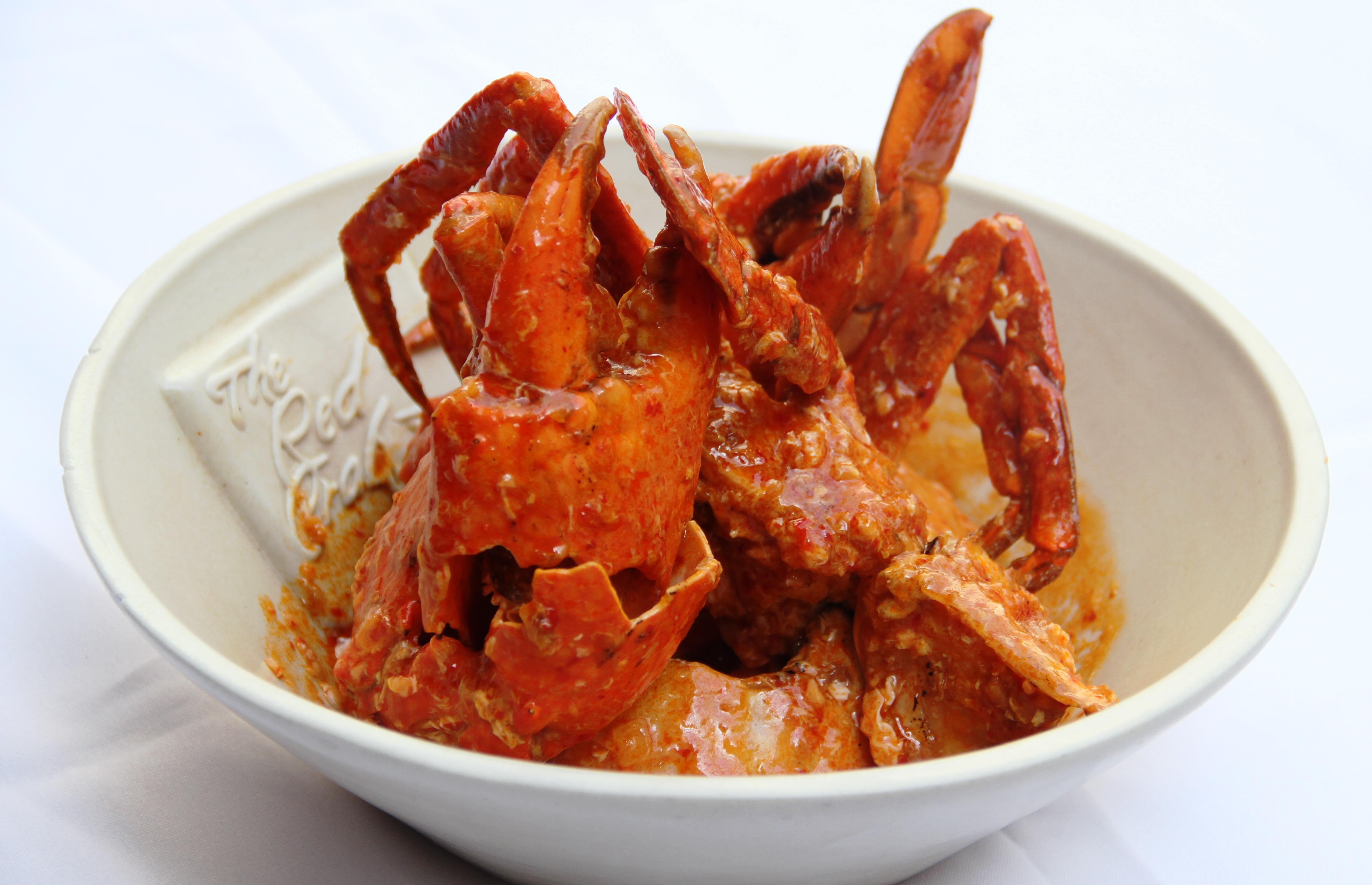 Crab Singapura
