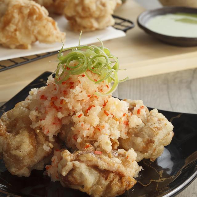 Japanese Style Crispy Chicken Karaage
