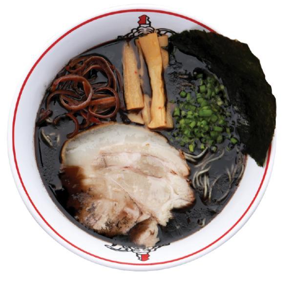 Black Garlic Tonkotsu