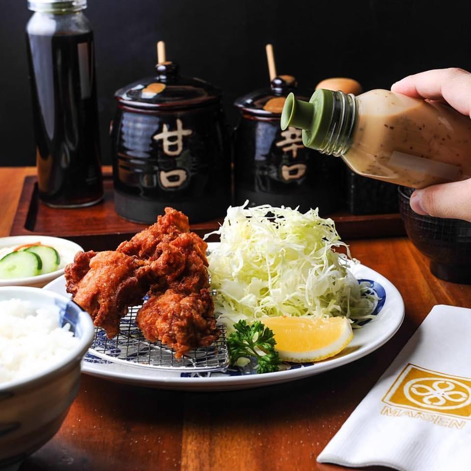 Chicken Karaage Set