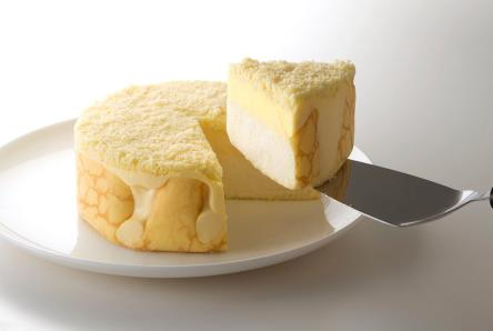 Milk Cheese Cake
