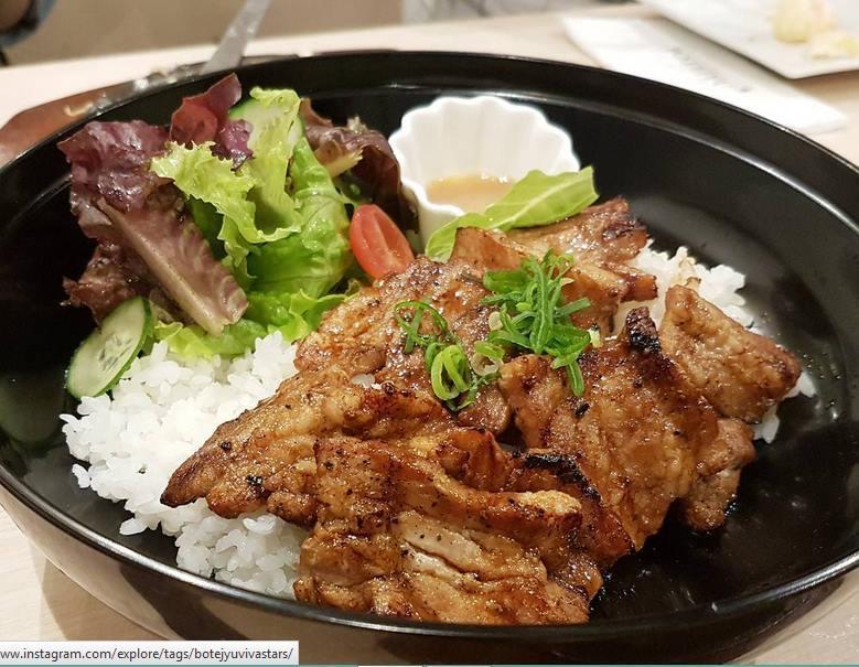 Grilled Pork Kalbi