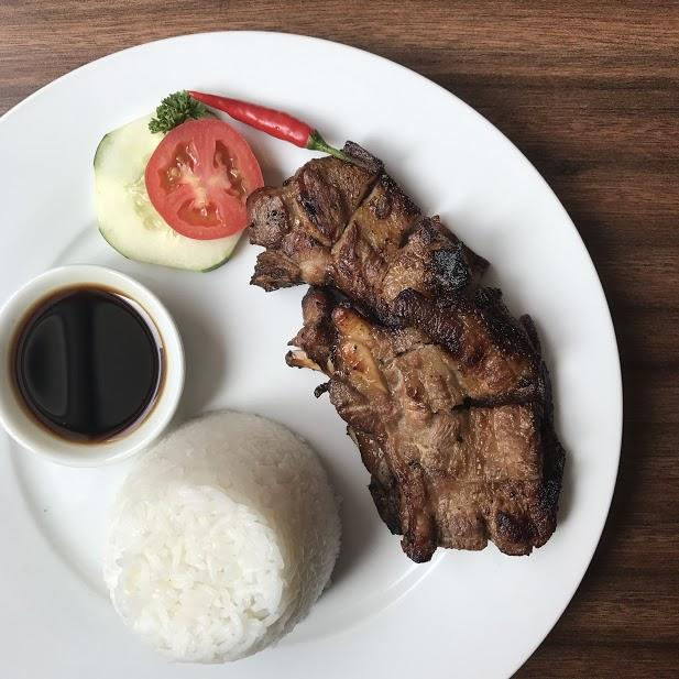Grilled Pork Liempo