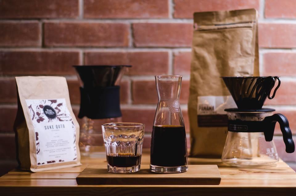 Hand Brew Coffee