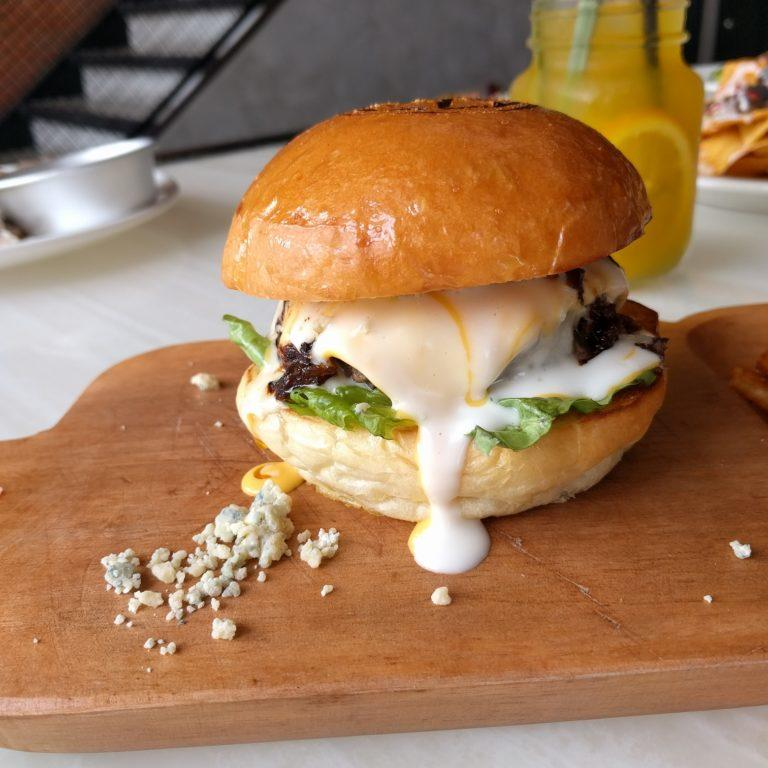 Bleu Cheese Burger