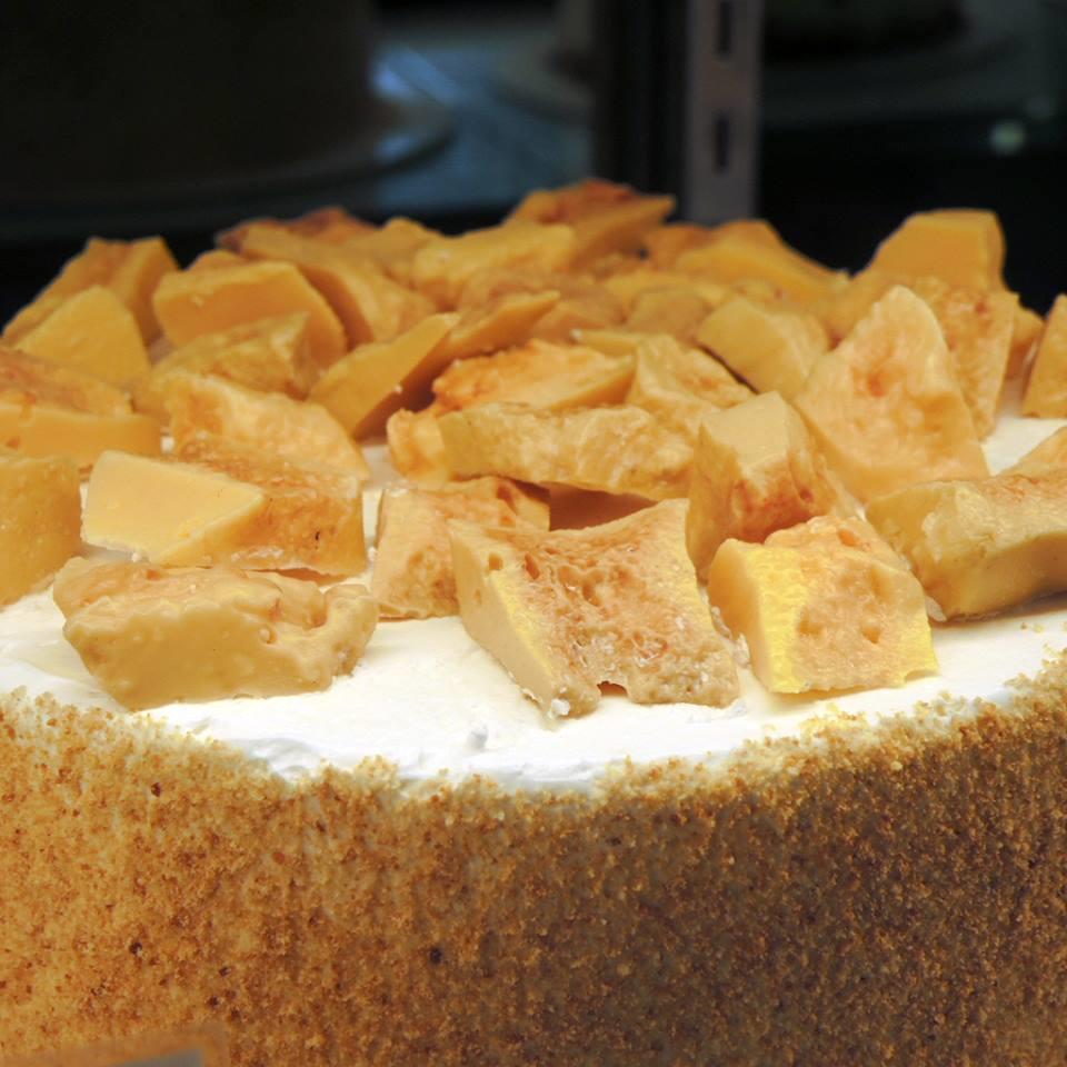 Sea Salted Honey Crunch