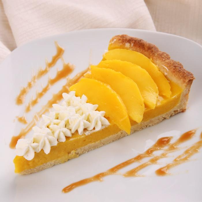 Crostata al Mango