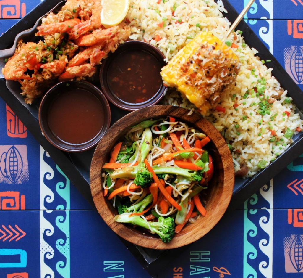Huli Huli Shrimp