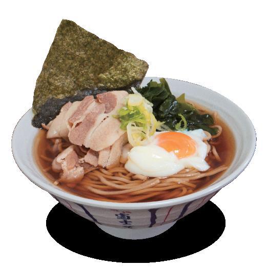 Niku Fuji Soba/ Udon