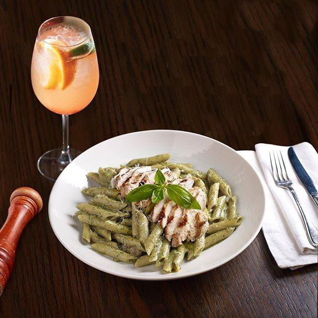 Grilled Chicken Penne