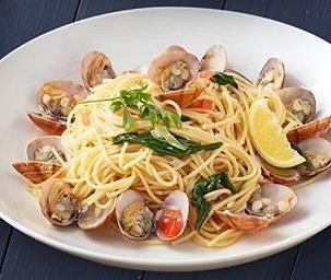 Spaghetti Al Vongole