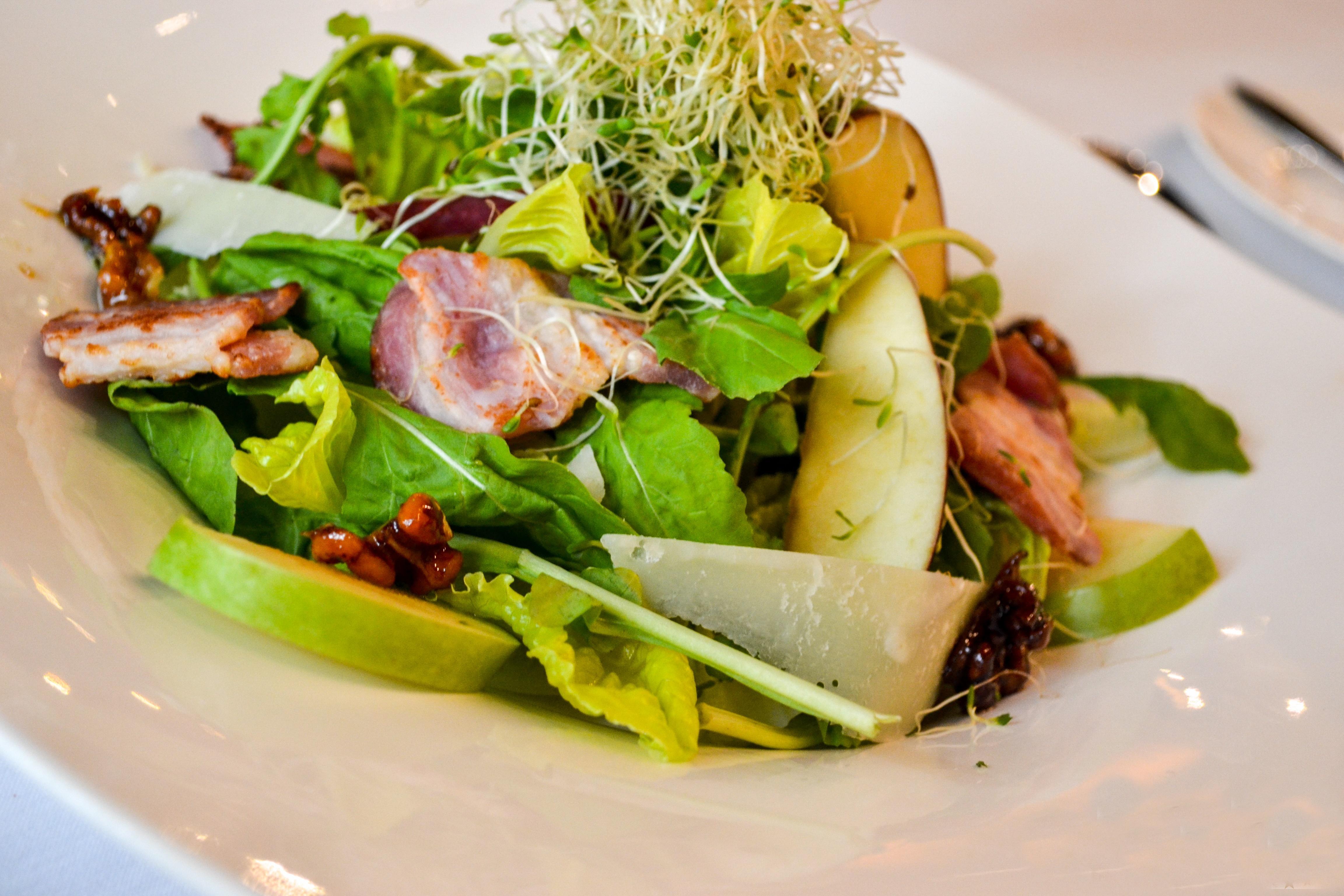 Steak 77 House Salad