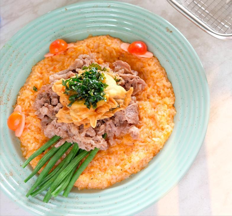 Sinigang Beef Sukiyaki