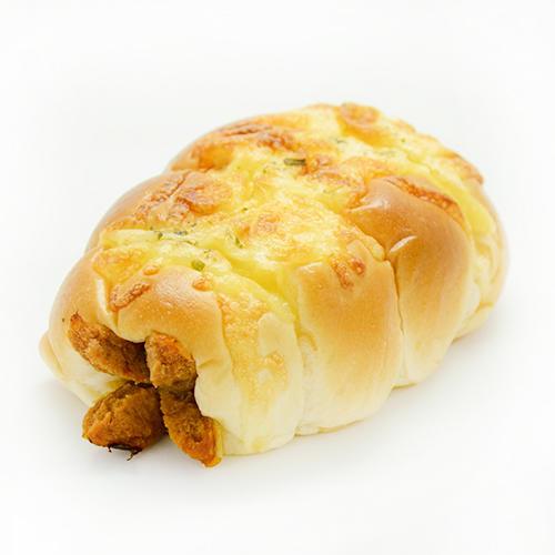 Hungarian Sausage Mozzarella Bread