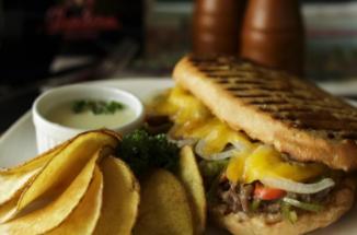 Beef Steak Sandwich