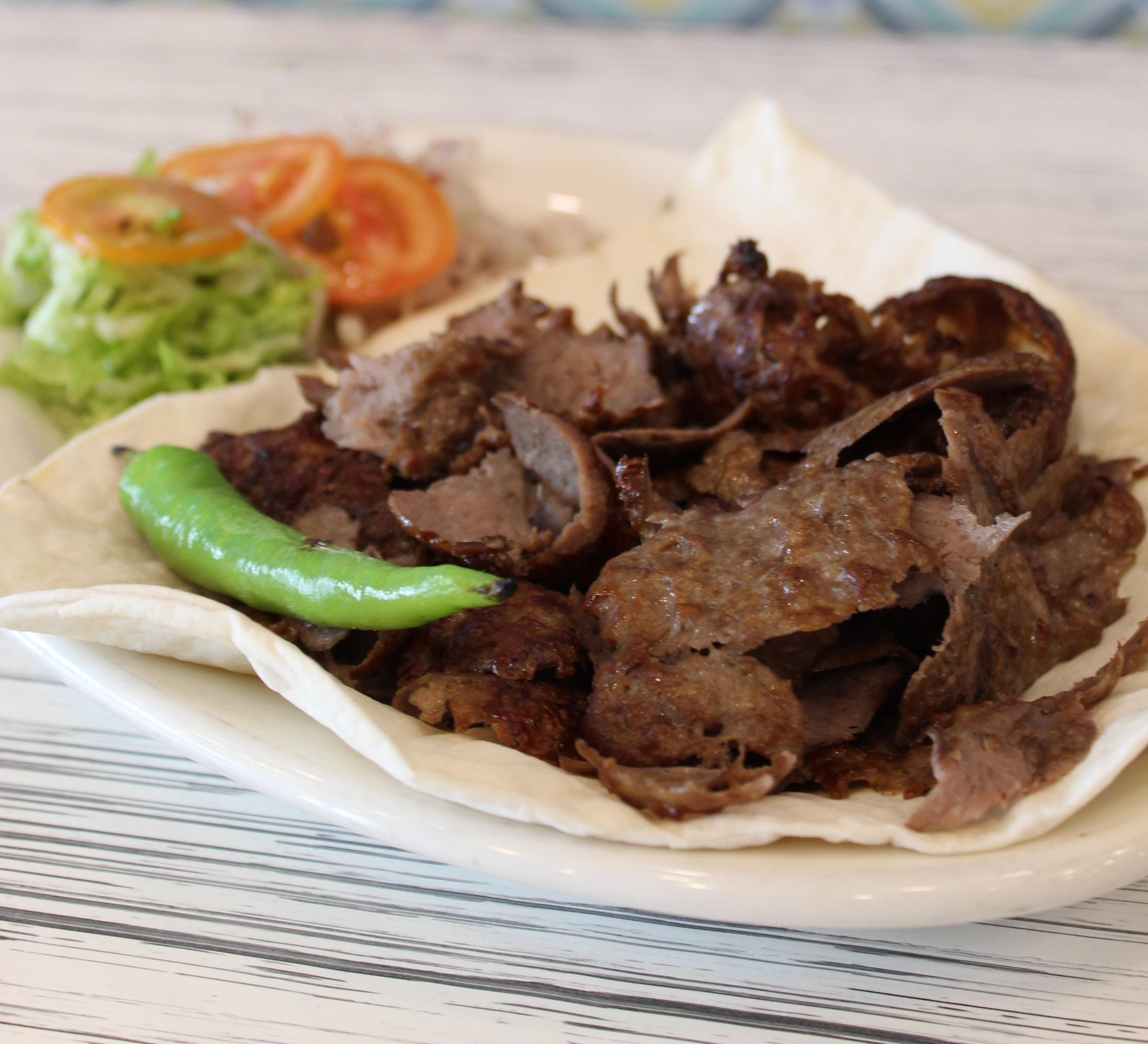 Doner With Lavash