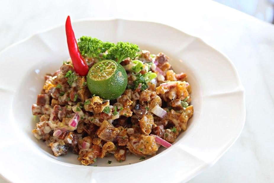 Relish Special Sisig