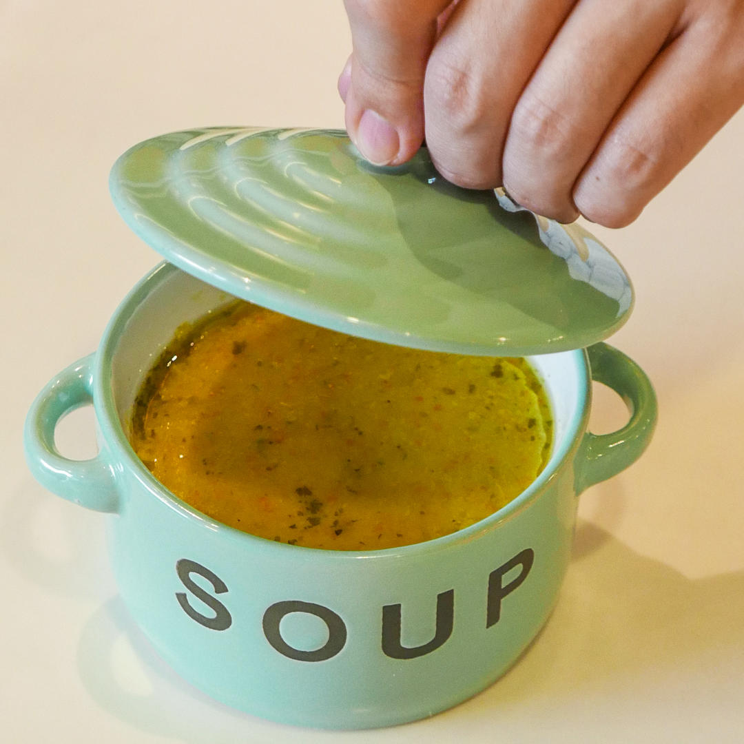 Potato Celery Soup