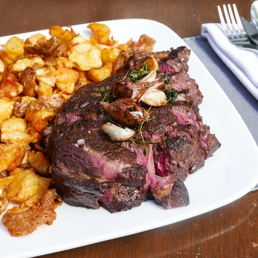 Prime Grade Rib Eye Steak