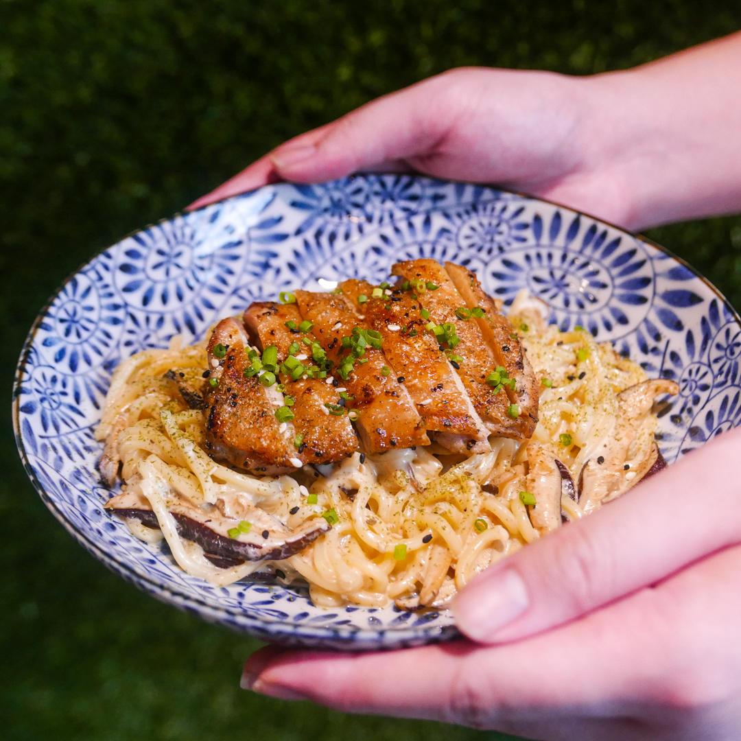 Umami Chicken Soba