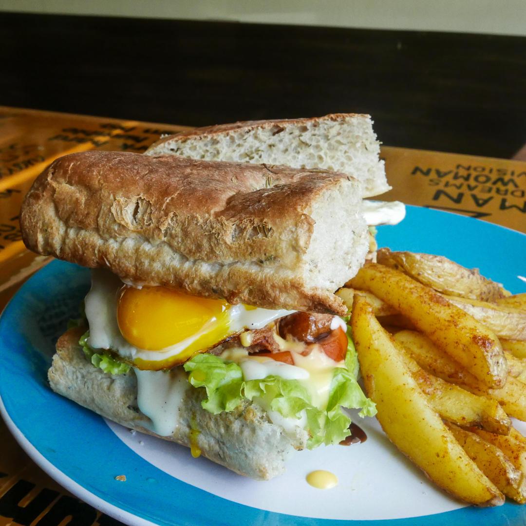 Sinful Sandwich