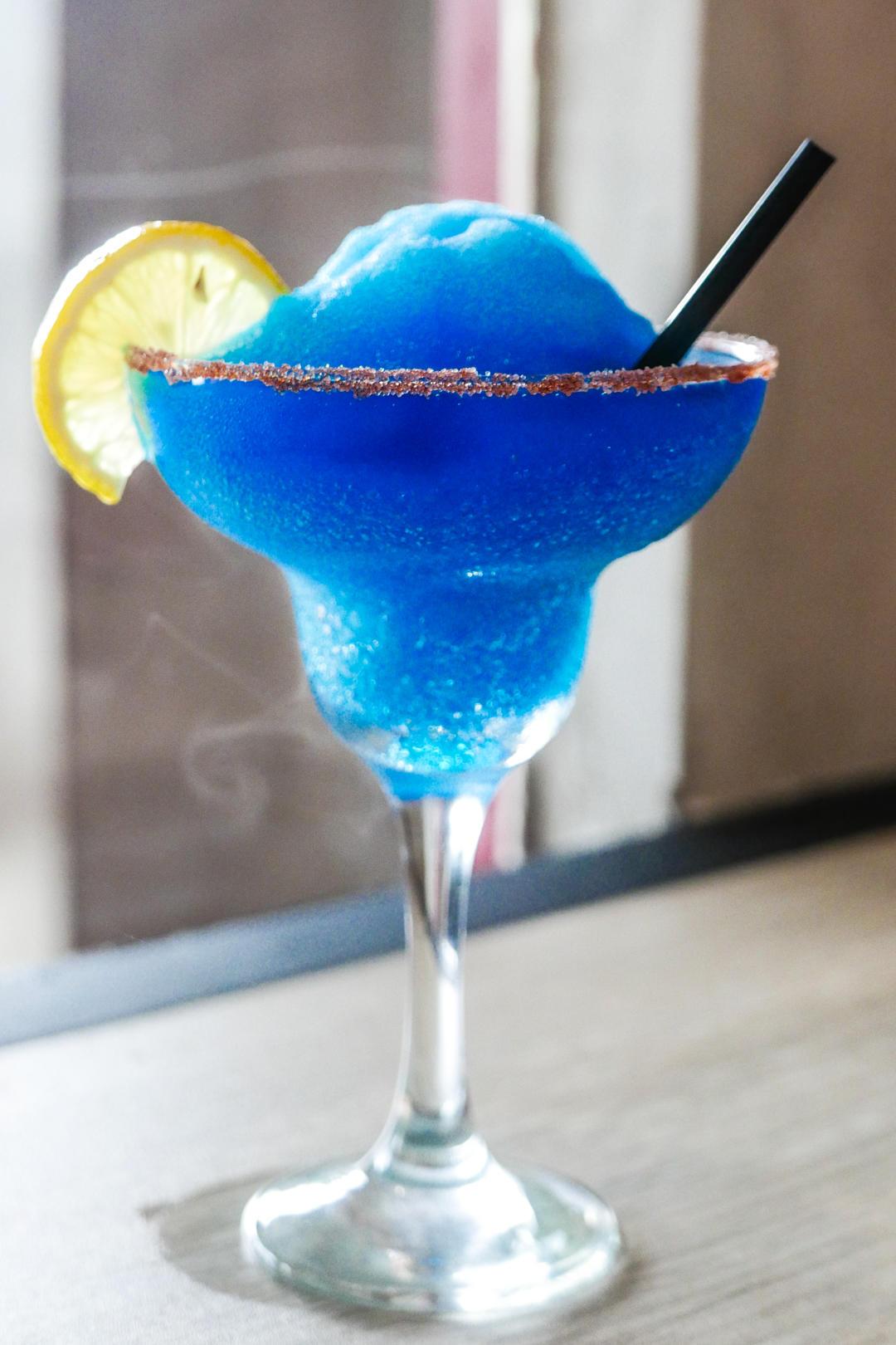 Red/ Blue/ Green Margarita
