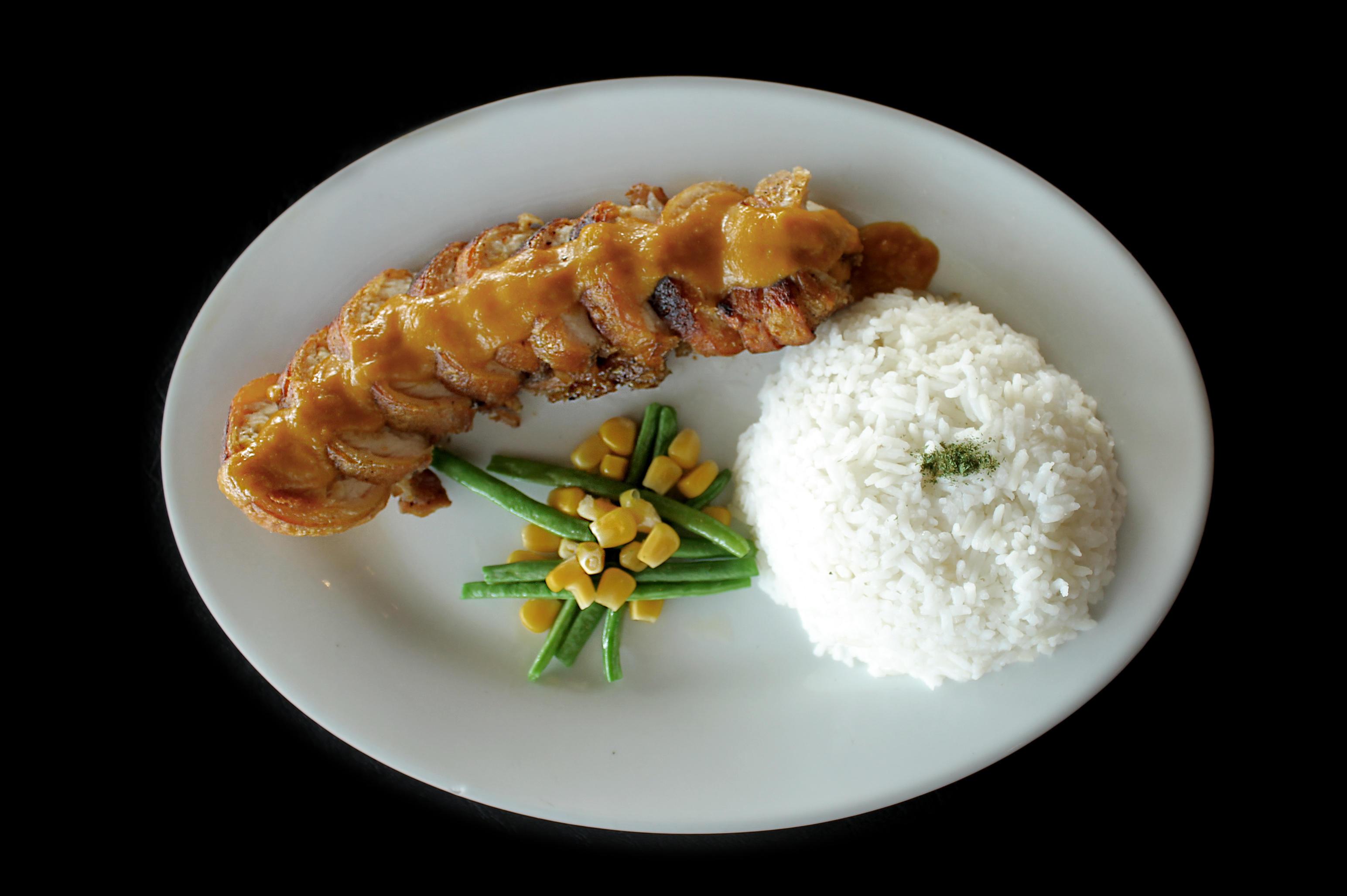 Iberico Pork in Kare-Kare Sauce