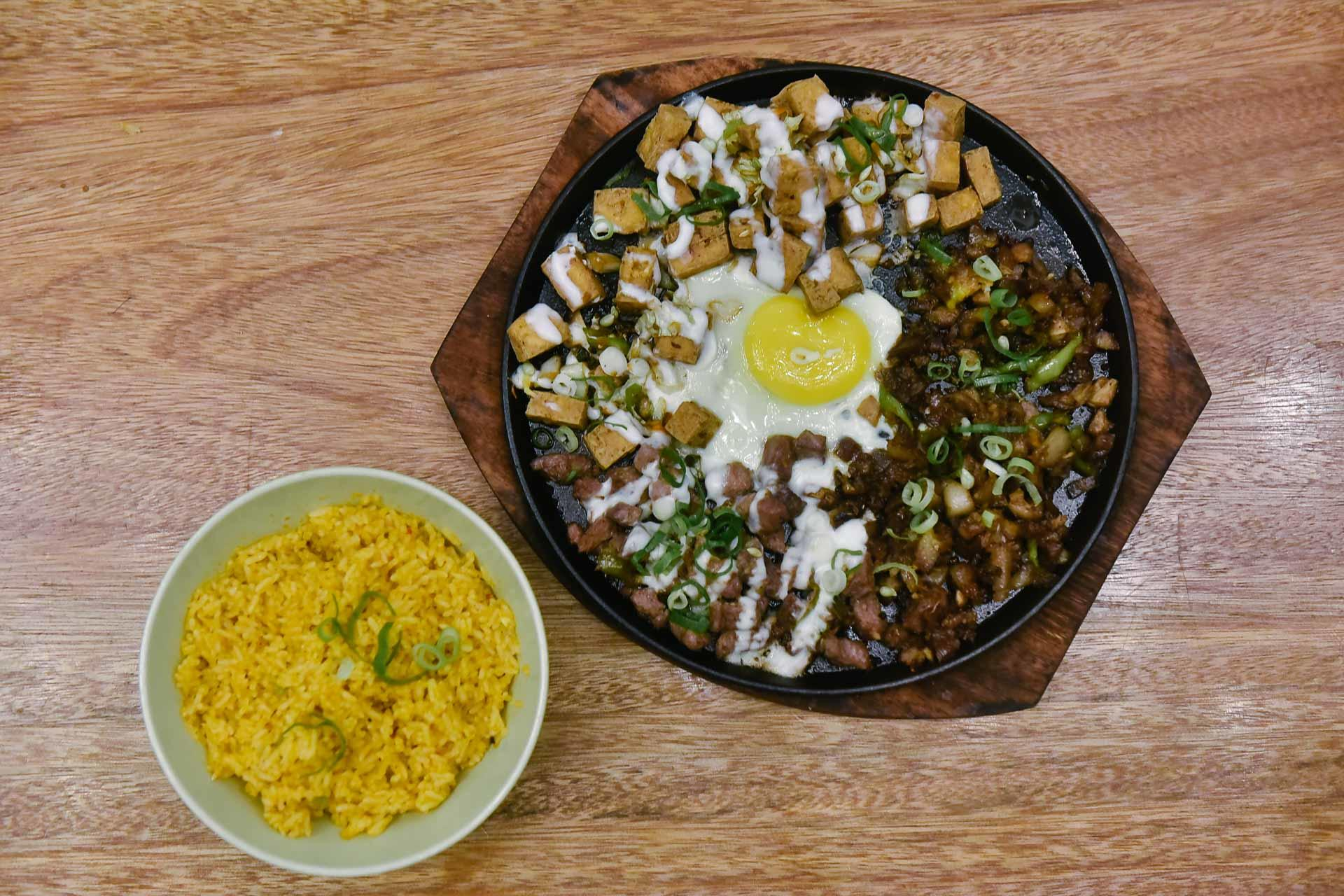Three-way Sisig