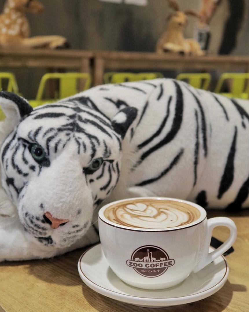 Zoo Coffee, Tuscany Estate, McKinley Hill, Taguig | Booky