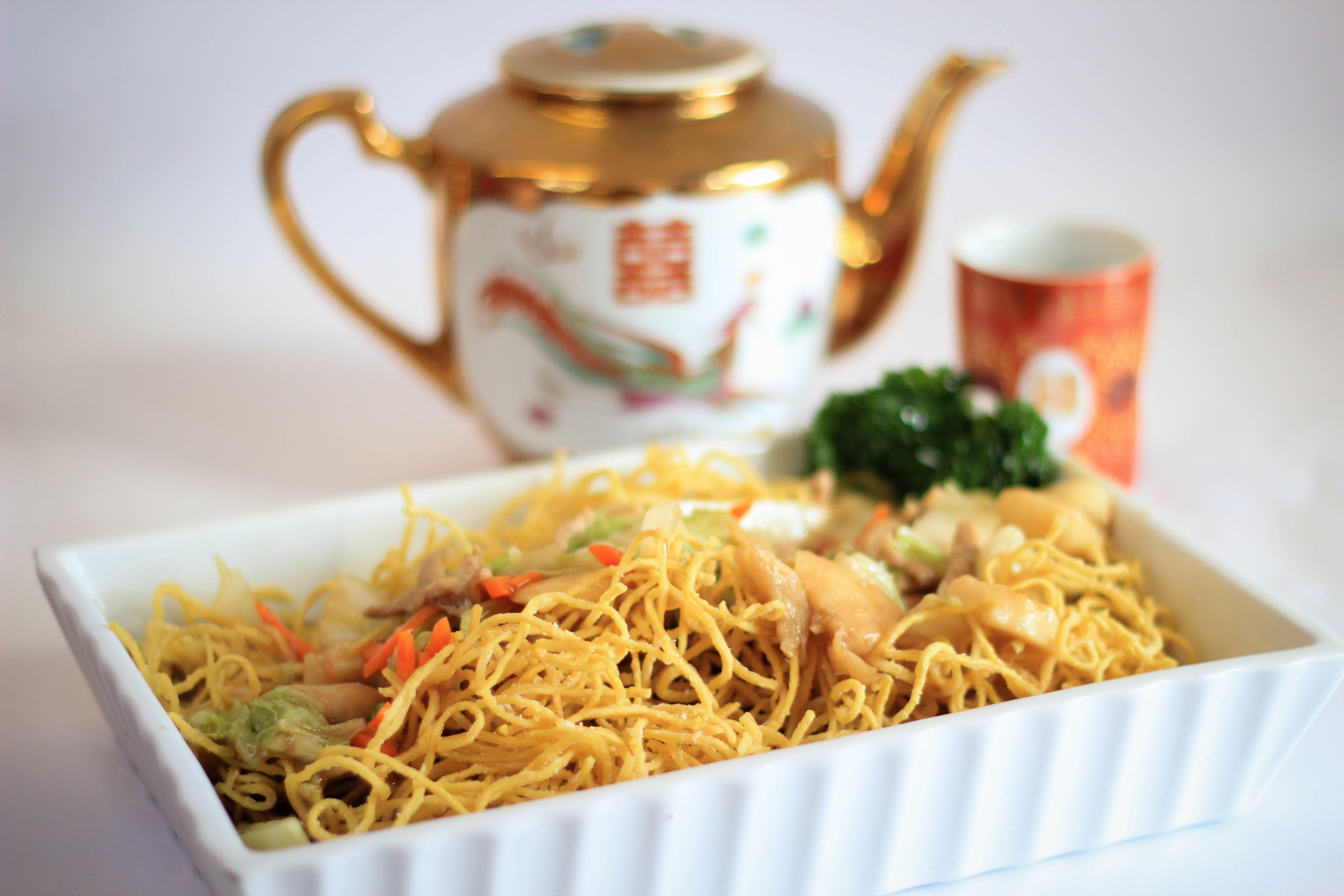 Special Crispy Fried Canton
