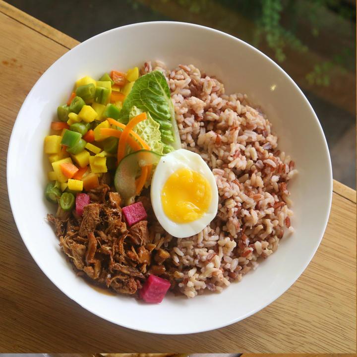 Healthy Juan Rice Bowl