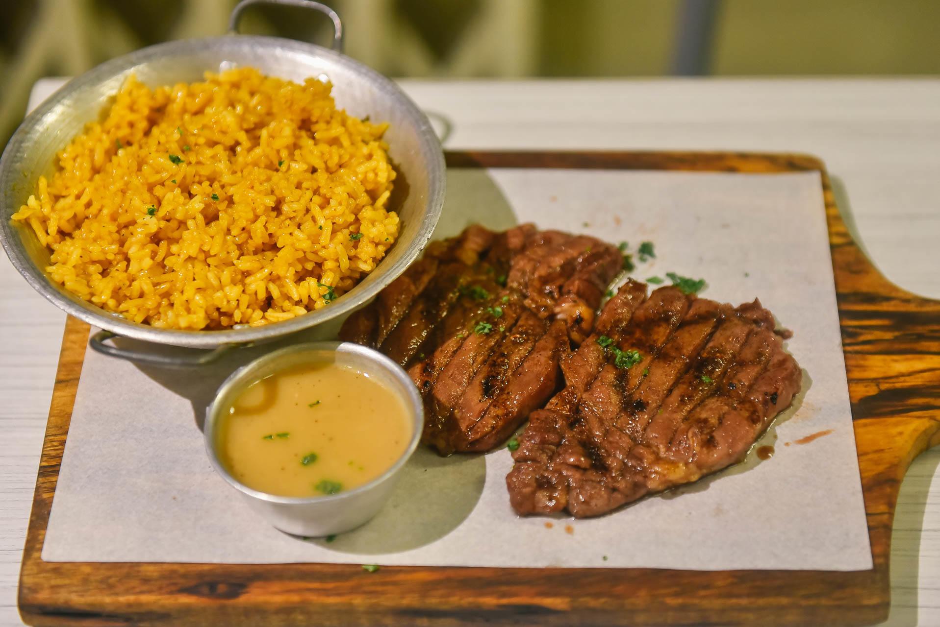 Solo Ribeye Steak