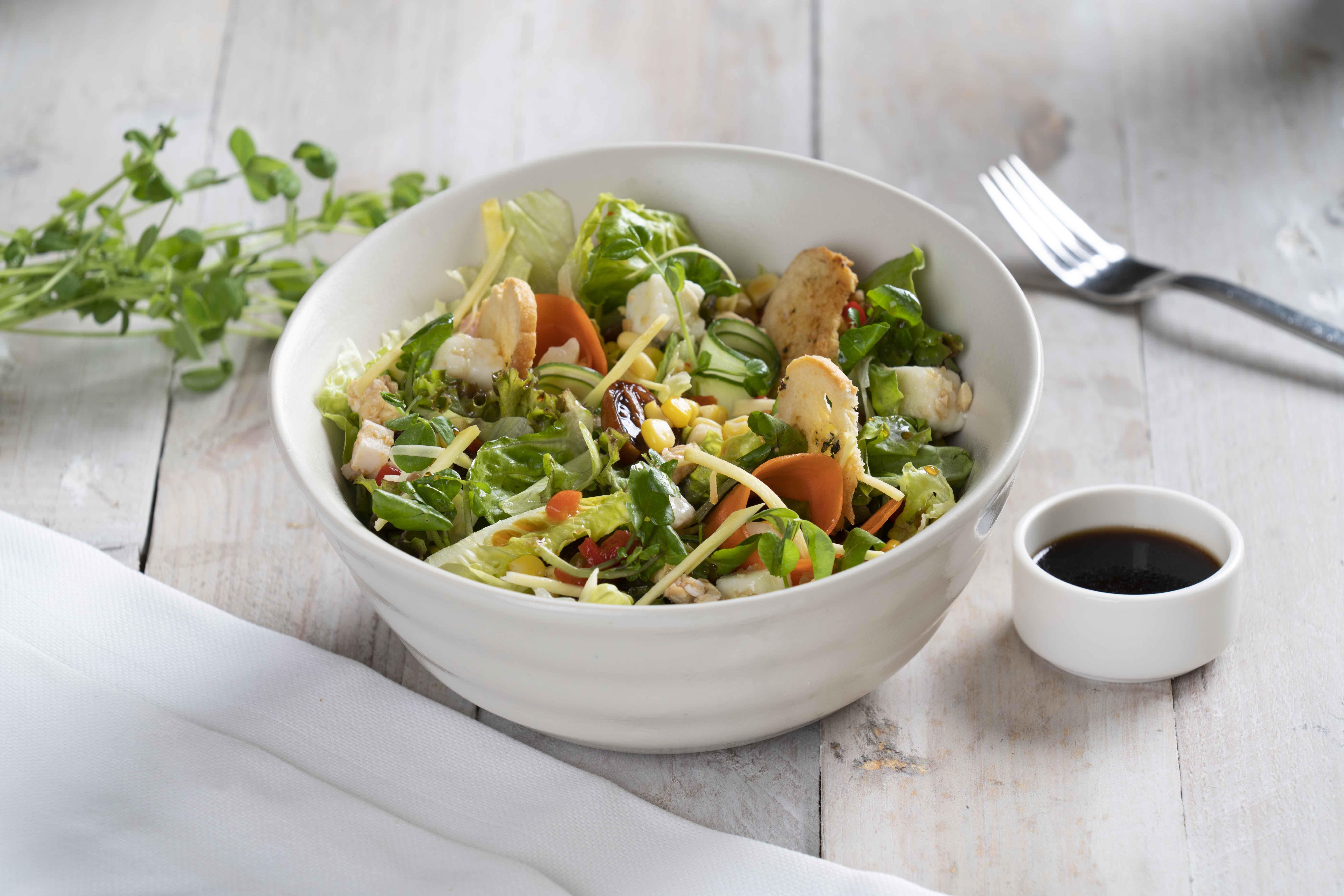 Pinoy Salad