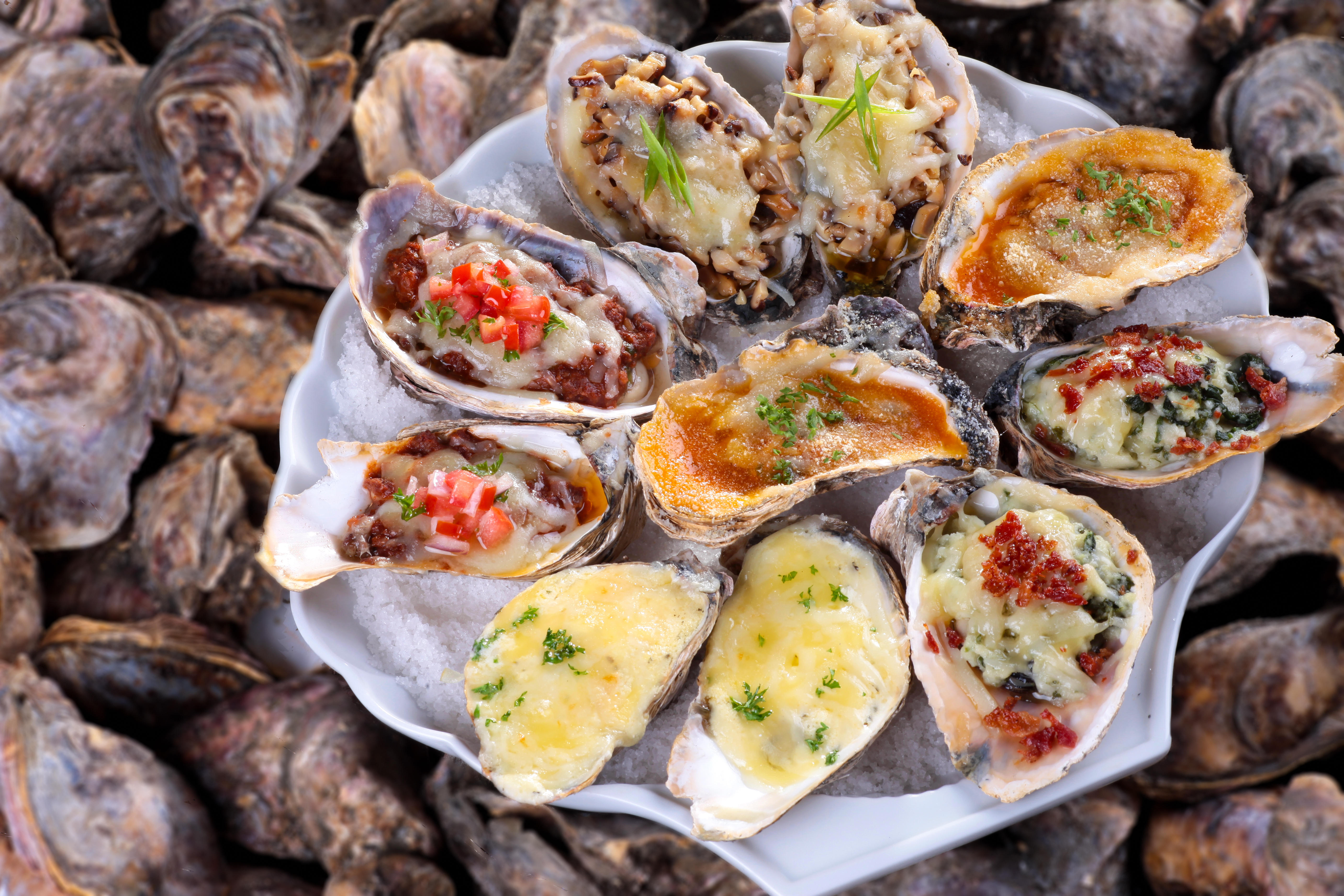 Oysters Combination