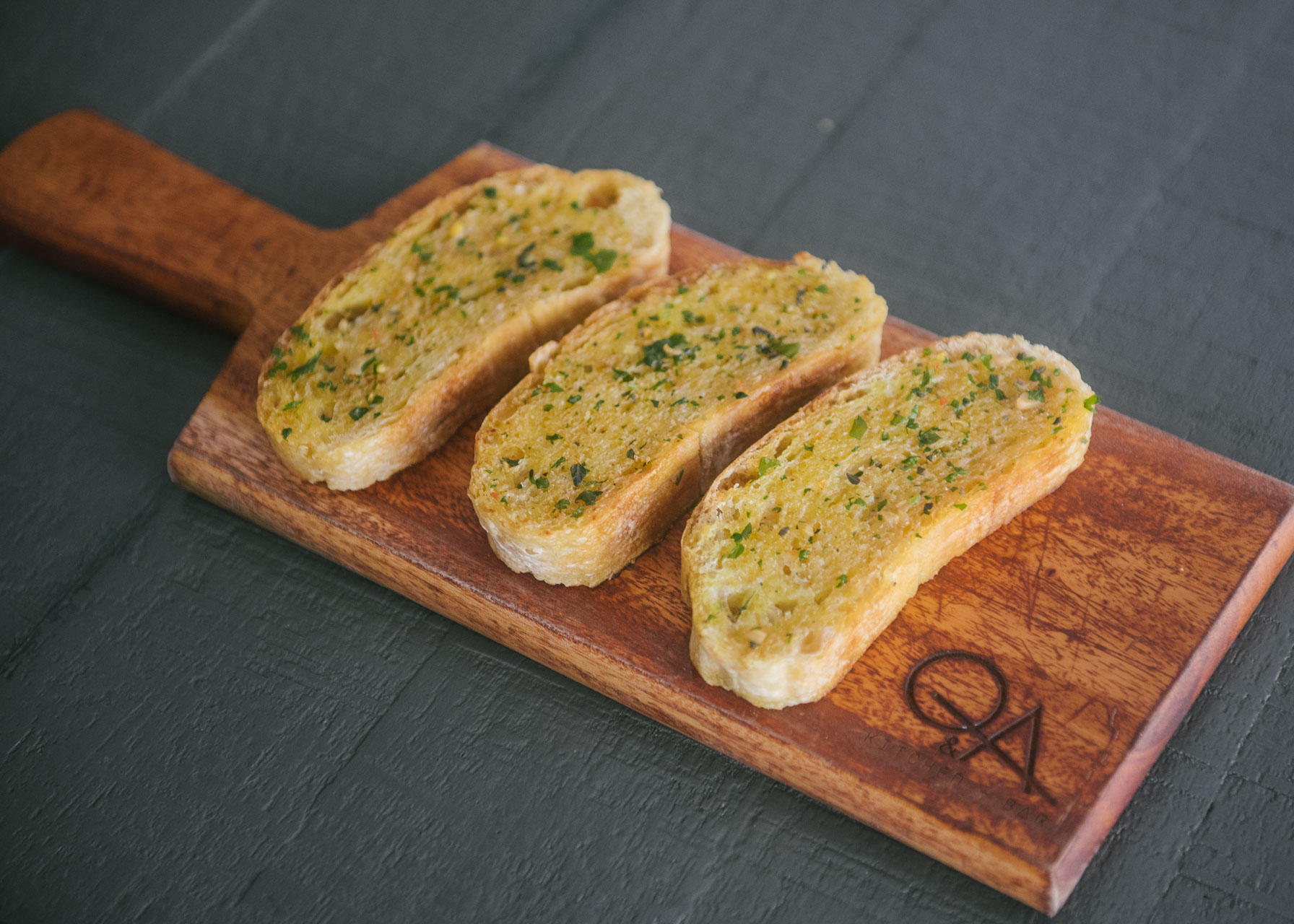 Q&A Ciabatta with Calabrian Chili Butter