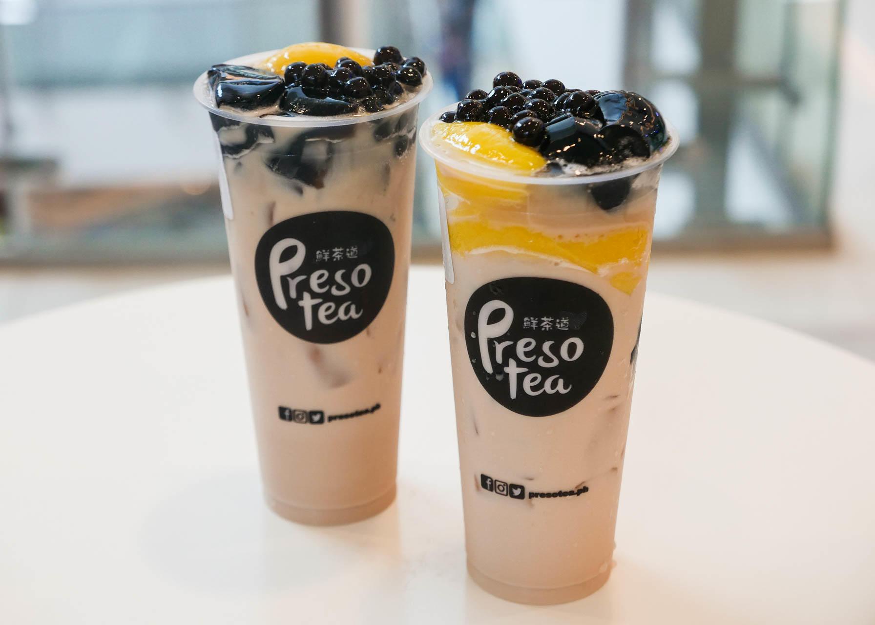 PPJ Milk Tea