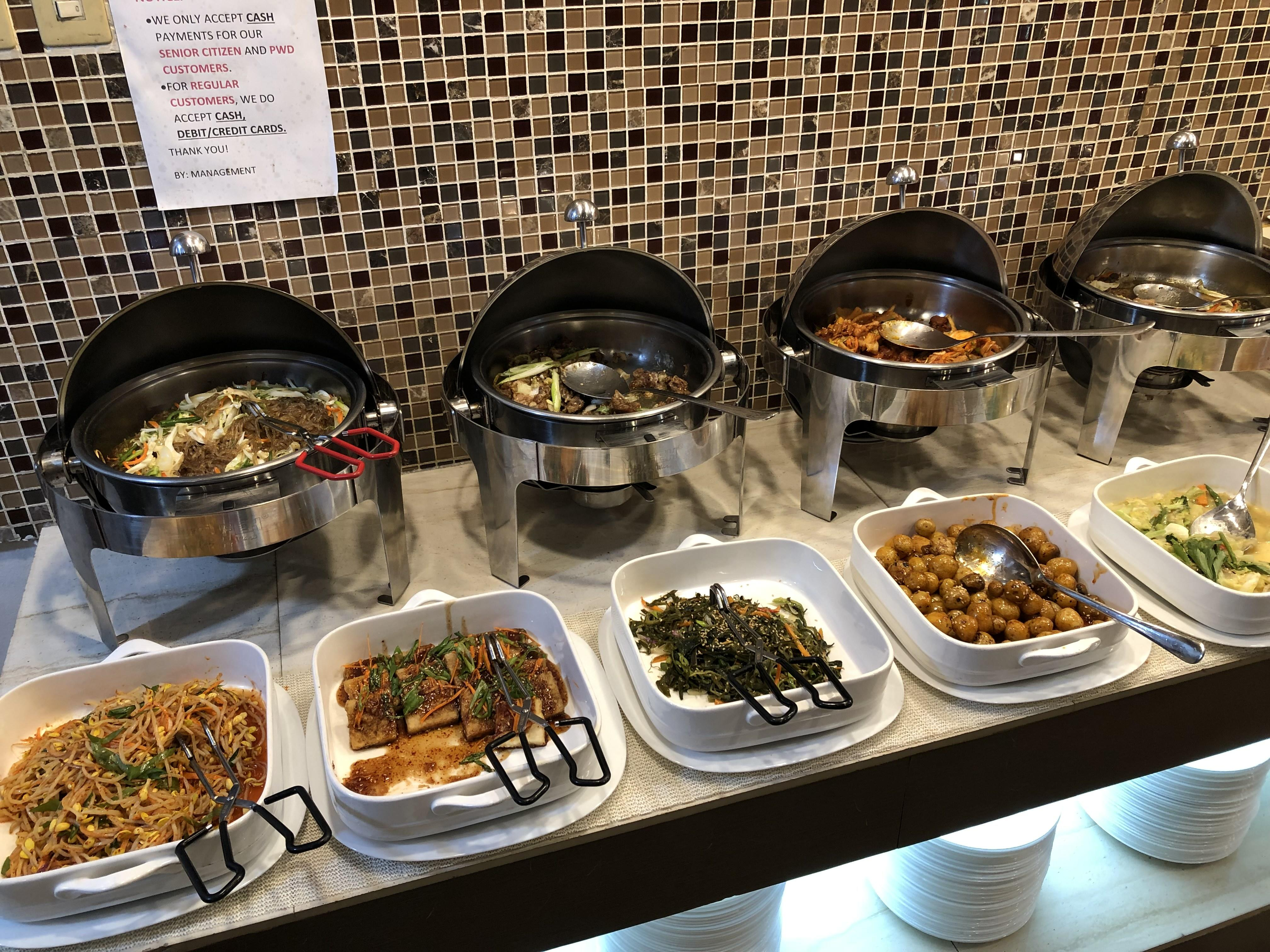 Buffet + Shabu Shabu + Unli Pork Sangyeopsal