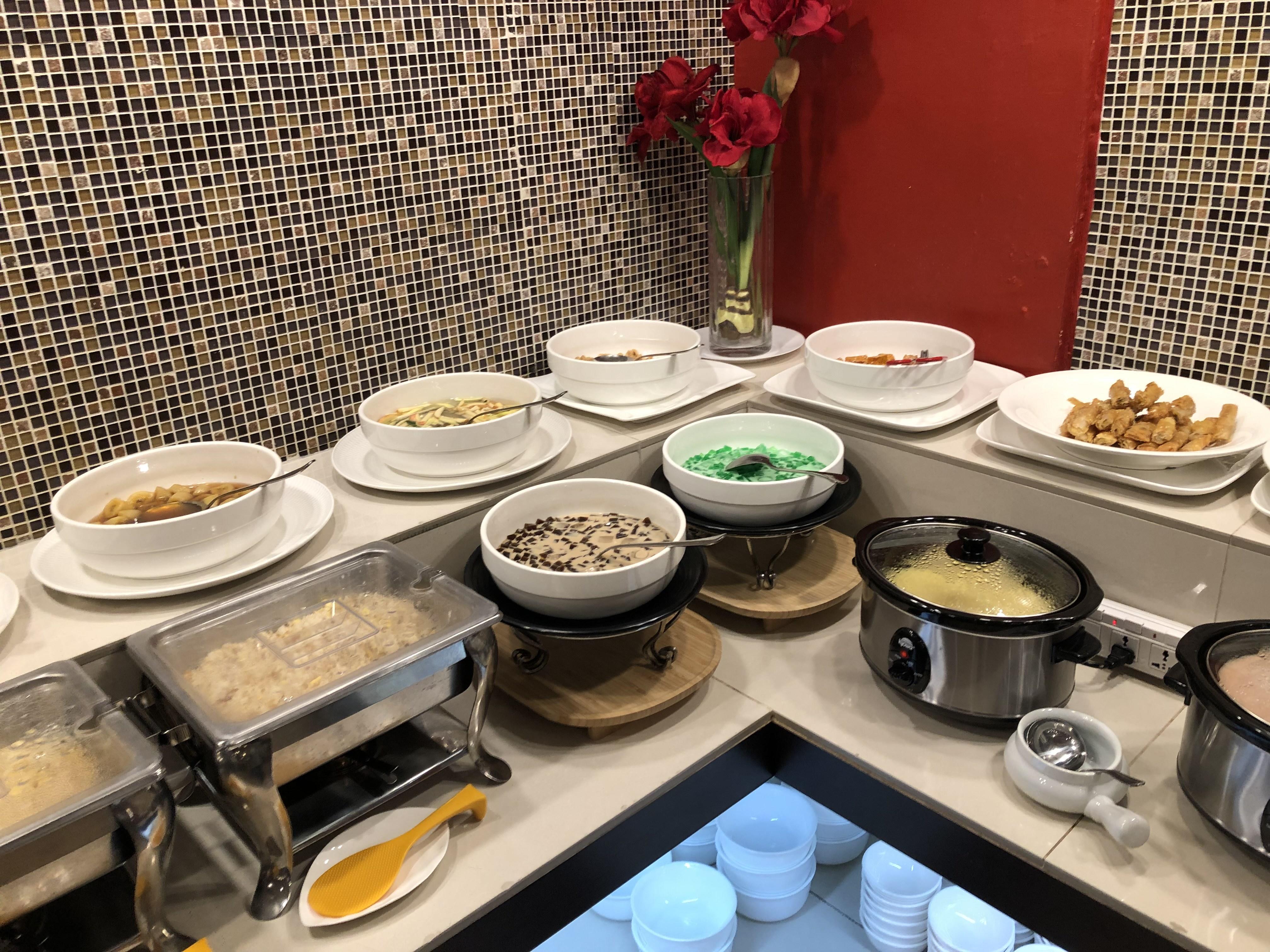Buffet + Unli Pork Samgyeopsal + Shabu Shabu + Beef Chadolbegi