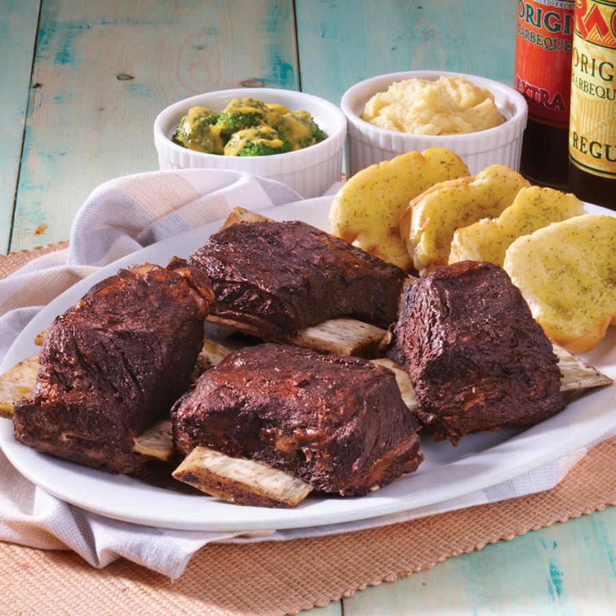 Classic Beef Ribs