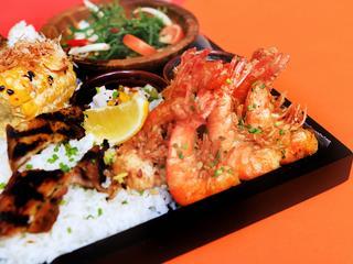 Johnny Kahuku's Hawaiian Shrimphouse