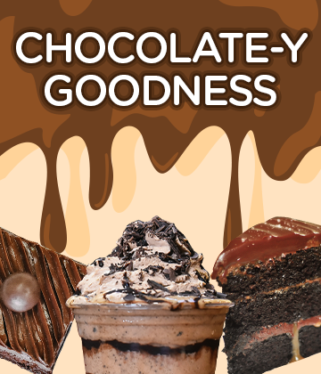 Chocolate-y Goodness banner