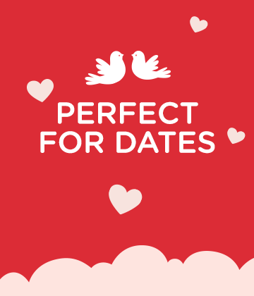 Perfect for Dates banner